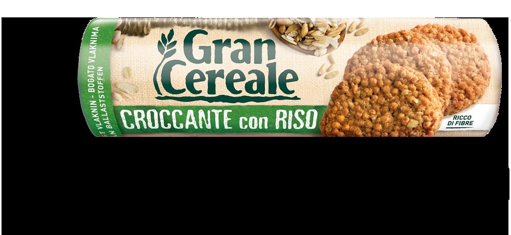 Croccante (hrustljavi) - odličen hrustljav piškot, poln energije za življenje.